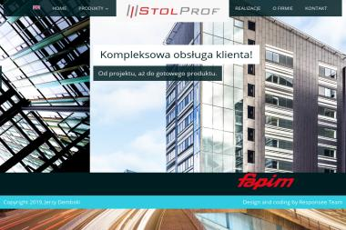 STOLPROF S.C. - Okna aluminiowe Bielsko-Biała