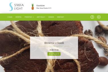 Strefa Light - Dieta Odchudzająca Gorzów Wielkopolski