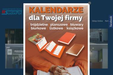 Sudixpol - Artykuły biurowe Gliwice