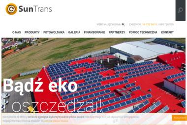 SUNTRANS Sp. z o.o. - Fotowoltaika Przeworsk