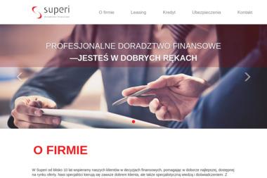Superi Doradztwo Finansowe - Leasing Toruń