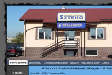SZTEKO - Skład Węgla Bielsk