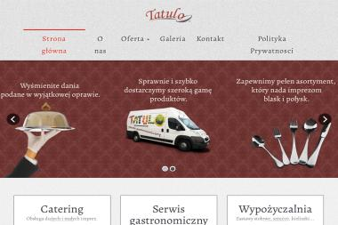 Tatulo - Branża Gastronomiczna Mińsk Mazowiecki