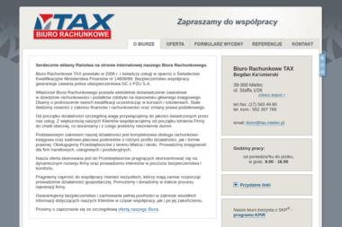 Biuro Rachunkowe TAX - Finanse Mielec