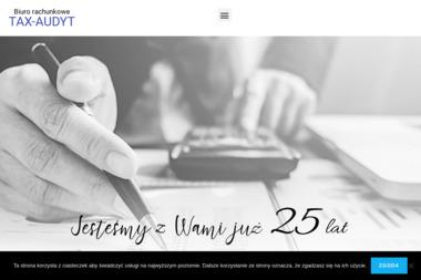 Biuro rachunkowe Tax-Audyt Biegły Rewident Danuta Ukleja - Biznes plan Kołobrzeg
