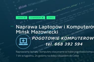Telmax - Strony internetowe Mińsk Mazowiecki