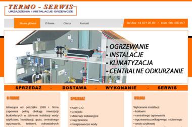 TERMO-SERWIS - Instalacje grzewcze Tarnów