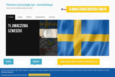 Alfa i Omega Elżbieta Zarzycka Jacewicz - Tłumaczenia symultanicznie Gdańsk