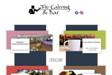 Triocatering - Branża Gastronomiczna Gliwice