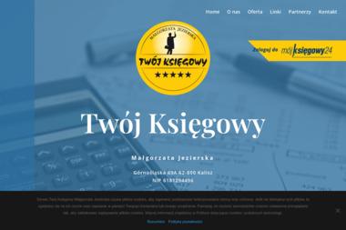 """Centrum Rachunkowe """"Twój Księgowy"""" Sp.z o.o. Sp.k. - Wirtualne biuro Kalisz"""