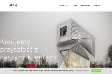 URAM ARCHITEKTURA - Projekty domów Wieluń