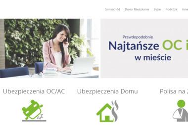Patronat Ubezpieczenia - Ubezpieczenie firmy Łódź