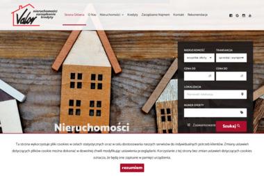 Valor Nieruchomości, Kredyty, Zarządzanie - Kredyt hipoteczny Olsztyn