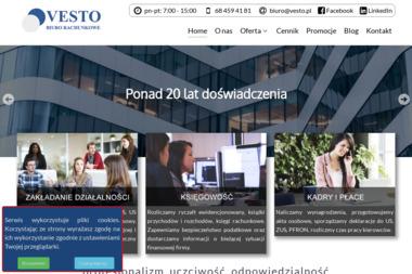 VESTO - Biuro Rachunkowe - Doradcy Finansowi Zielona Góra