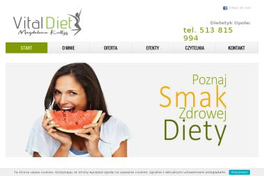 Poradnia Dietetyczna Vital Diet - Dietetyk Opole