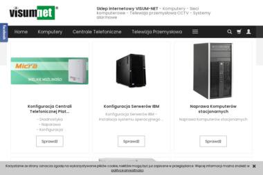 VISUM-NET - Serwis telefonów Pruszków