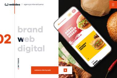 Webidea s.c. - Strony internetowe Dąbrowa Górnicza
