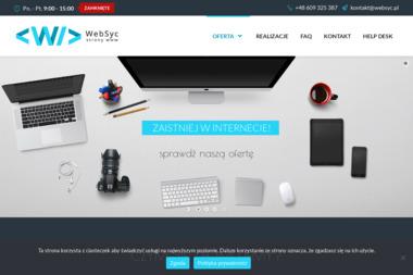 WebSyc - Strony internetowe Dzwola