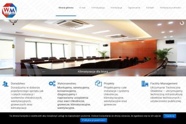 WM Service-Project - Klimatyzacja Konin
