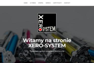 XERO-SYSTEM - Serwis sprzętu biurowego Zielona Góra
