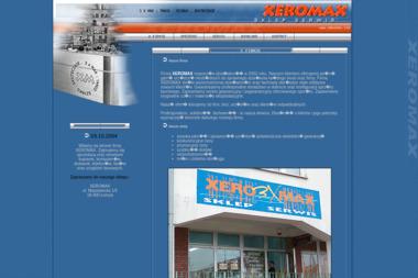 XEROMAX - Naprawa Komputerów Łomża