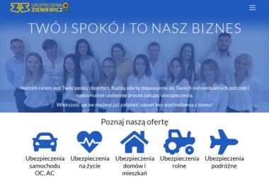 Ubezpieczenia Zieniewicz - Ubezpieczenie firmy Olsztyn