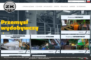 Przedsiębiorstwo Remontowo-Produkcyjne ZK REM Sp. z o.o. - Budowa Domu Zdzieszowice