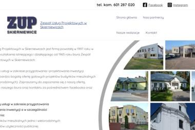 Zespół Usług Projektowych - Adaptacja projektów Skierniewice