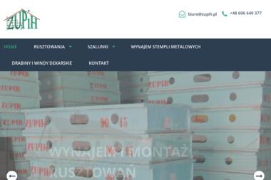 Zakład Usług Produkcji i Handlu - Budowa domów Maków Mazowiecki