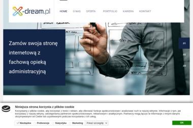 X-DREAM.pl - Strony WWW Jaworzno
