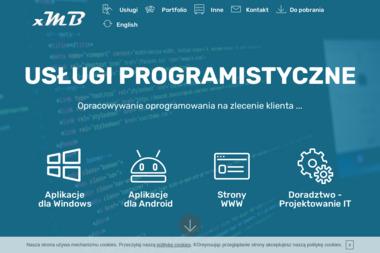 FW xMB Marcin Barański. Programowanie, geodezja - Geodeta Łysiec