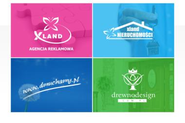 Xland Agencja Marketingowa. Reklama, projekty graficzne, strony www - Drukarnia Szamotuły