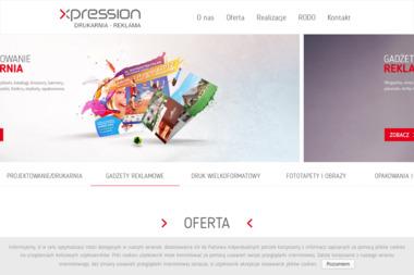 Drukarnia Studio Graficzne Xpression - Poligrafia Suwałki