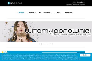 FHU YaPIS.net - Strony Internetowe Szczecinek