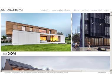 Z3Z Architekci. Architekt, projekt budowlany - Projekty Małych Domów Piaseczno