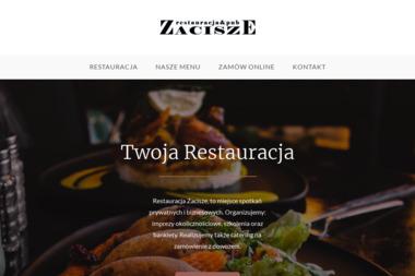 Restauracja Zacisze Zielińscy S.C. - Firma Gastronomiczna Żuromin