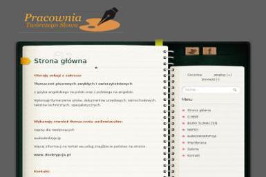 Pracownia Twórczego Słowa - Intensywne Kursy Niemieckiego Poznań