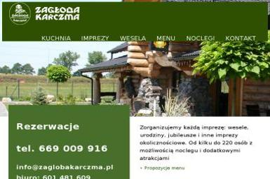 Karczma Zagłoba- wesela, catering, noclegi - Catering Dla Firm Opole
