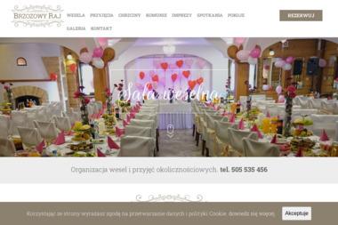 Restauracja Brzozowy Raj - Catering dla firm Podzagajnik