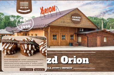 Zajazd Orion - Gastronomia Pawonków