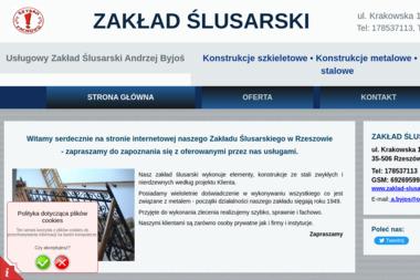 Usługowy Zakład Ślusarski - Schody Dębowe Rzeszów