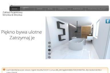Zakład Projektowy Judyta Wronka - Aranżacje Wnętrz Złotniki