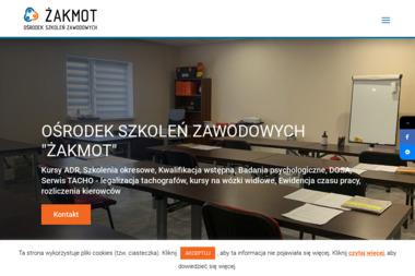 Żakmot. Ośrodek Szkoleń Zawodowych - Przeprowadzki Kutno