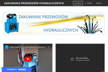 Zakuwanie Przewodów Węży Hydraulicznych - Hydraulik Moszczenica