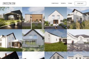 Pracownia architektoniczna Zarzeczni.com - Architekt Wnętrz Trzebnica