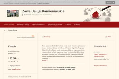 Zawa PPUH Jerzy Antonowicz - Układanie kostki brukowej Jelenia Góra