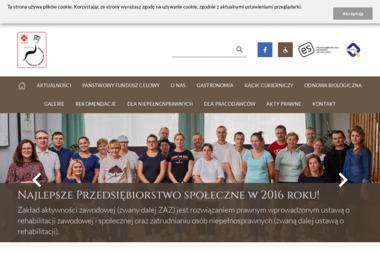 Zakład Aktywności Zawodowej - Gastronomia Siedlce