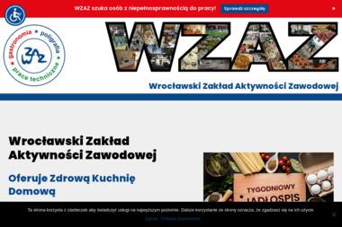 Wrocławski Zakład Aktywności Zawodowej - Drukowanie Wizytówek Wrocław