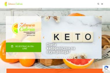 Zdrowa Caloria - Dietetyka Kliniczna i Estetyka Ciała mgr Ireneusz Chmiel - Dietetyk Kłodzko