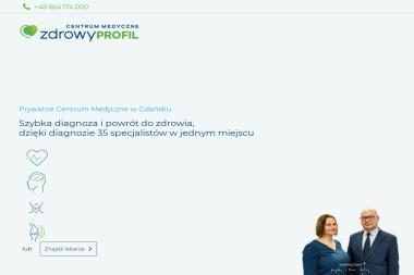 Centrum Medyczne Zdrowy Profil - Reumatolog Gdańsk
